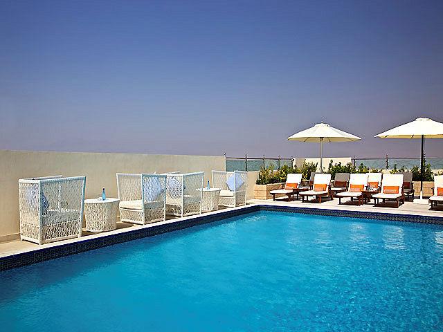 7 Nächte Luxus 5* DoubleTree by Hilton für 2 Personen in den Emiraten (20.11. Direktflüge ab Düsseldorf) (276€/Person)