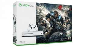 Xbox One S 1TB + Gears of War 4 + ~50€ in Superpunkten für 279,65€ [Rakuten]