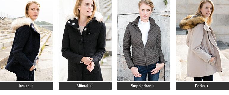 20% Rabatt auf Damen und Herren Jacken und Mäntel + 10 NL-Rabatt bei C&A
