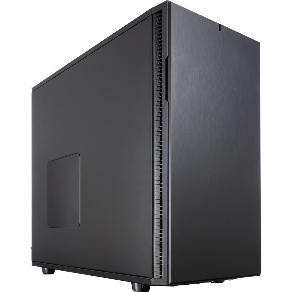 Fractal Design Define R5 black / titan (ATX-Gehäuse, schallgedämmt, inkl. Lüftersteuerung + Kabelmanagement + Staubfilter) + 5€ in Superpunkten für 87,98€ [Rakuten]