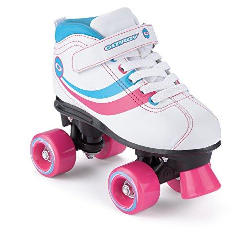 Osprey Mädchen Rollschuhe Disco Skates für 14,67€ mit Prime bei Amazon