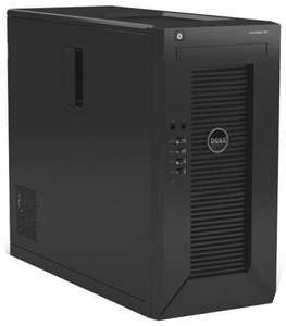 Dell PowerEdge T20 Intel Xeon E3-1225v3, 4GB RAM, 1TB HDD für 311,73 € -80€ Cashback -18,30€ Superpunkte