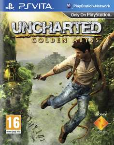 Uncharted Golden Abyss für Playstation Plus Kunden