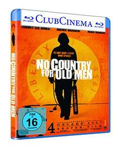 [amazon Prime] No Country for Old Men [Blu-Ray]