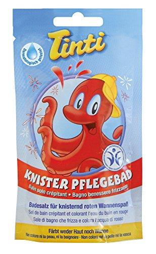 20x Tinti Knisterpflegebad rot für 5,19€ @amazon