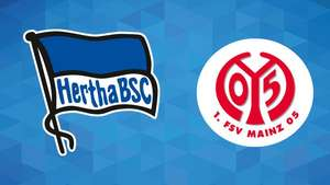 {Reminder} [DKB-Special Berlin] Hertha BSC vs. FSV Mainz 05 (Reservierung am 04. November 2016)