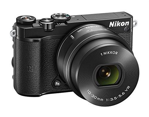 Systemkamera Nikon 1 J5 Kit 10-30 mm schwarz für nur 366,78 EUR inkl. Versand