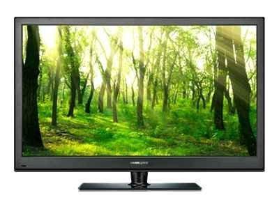 Hannspree SE40LMNB 101,6 cm (40 Zoll) LED-Backlight-Fernseher (Full-HD, DVB-T/C Tuner)