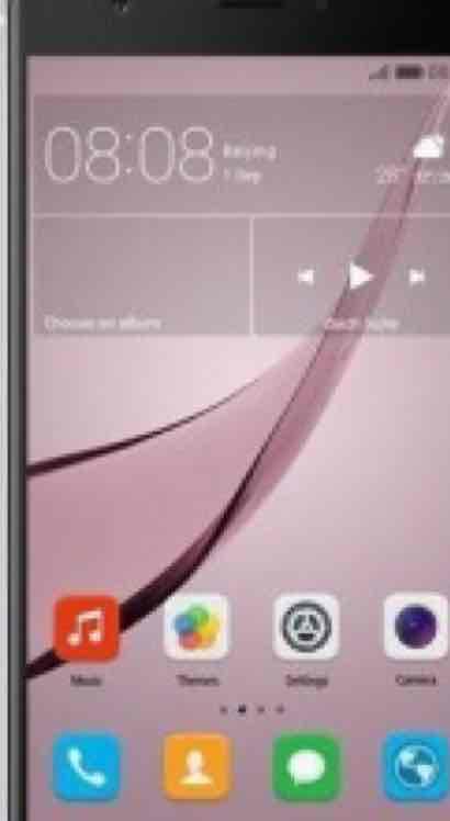 Huawei Nova - 32 GB dualsim - Rakuten