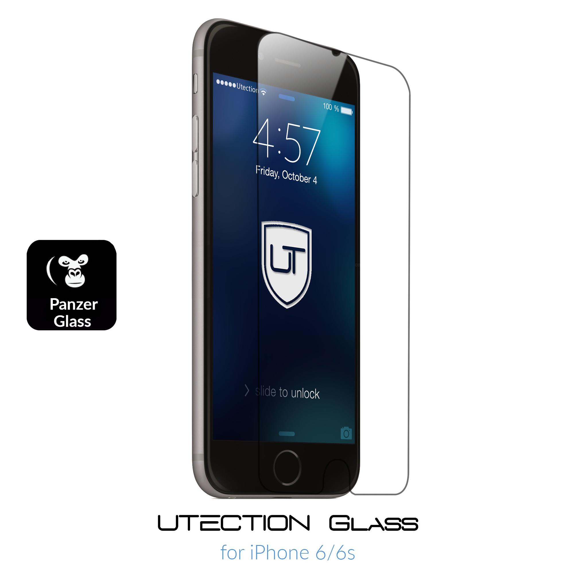 iPhone Panzerglasfolien für 2€ das Stück - [Amazon Prime]