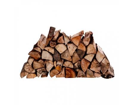 Buchen-Brennholz, 30 kg, ofenfertig gespaltet, 25 cm Länge für 14,95€bei Allyouneed