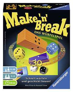 "[Amazon PLUS-Produkt] Ravensburger ""Make 'n' Break"" Würfelspiel"