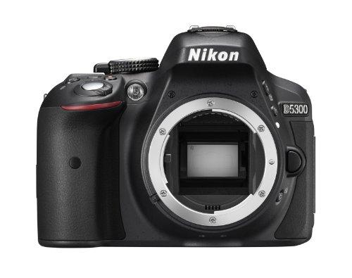 Nikon D5300 bei Amazon.fr Kreditkarte notwenig, wenn noch nicht genutzt 10 Euro Gutschein möglich