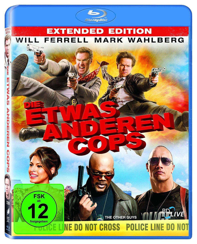 Die etwas anderen Cops (Blu-ray, Extended Edition) bei Amazon