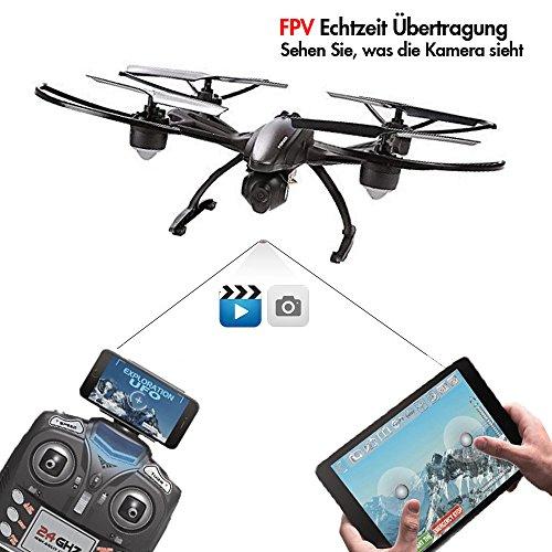 [Amazon] Goolsky 509W Drohne mit Live-Kamera