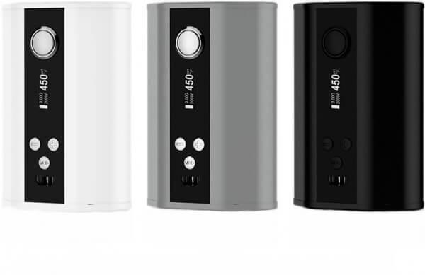 Eleaf iStick 200W TC - kompakte Nebelmaschine [Vapango.de]