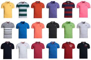 Polohemden im verschiedenen Modellen beim [Ebay Superdry] store