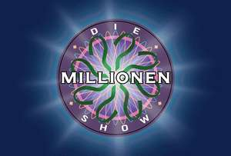 """Freikarten für """"Die Millionenshow"""" in Köln-Hürth und kostenloser Studioführung"""