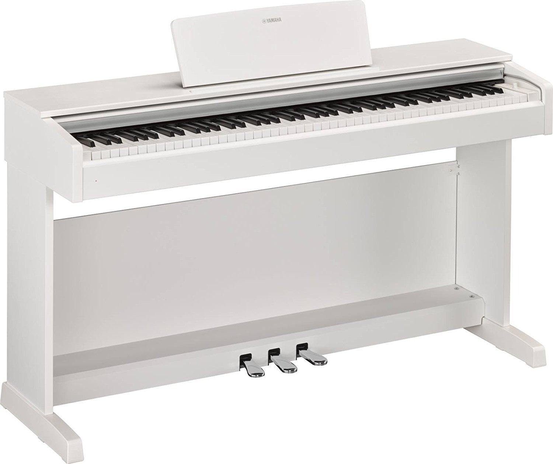 [Amazon-Blitzangebot]  Yamaha YDP-143WH Digital Piano Weiß für 467,40 Euro