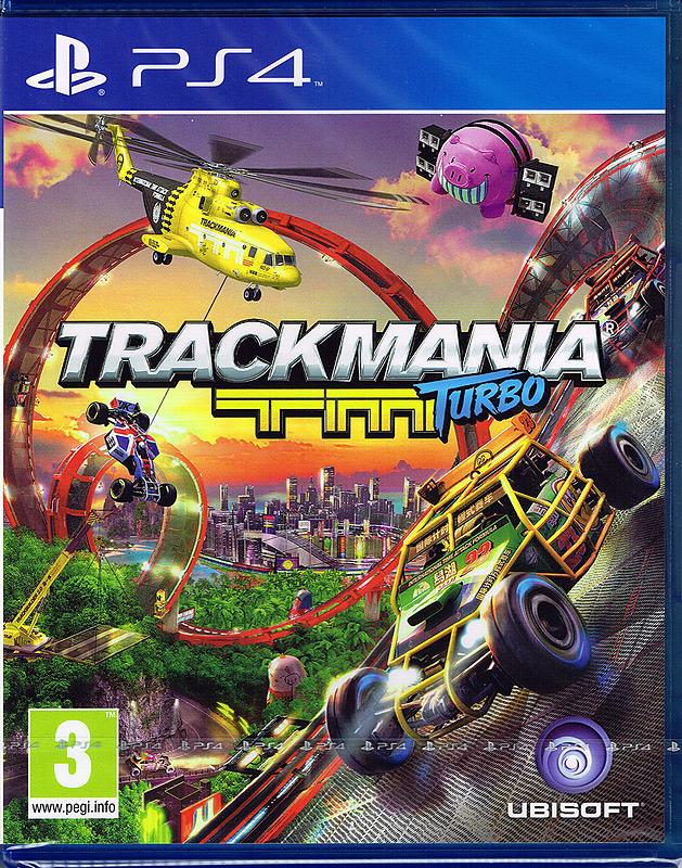 [PS4/PC/XBOXONE] Trackmania Turbo für 22,89 €