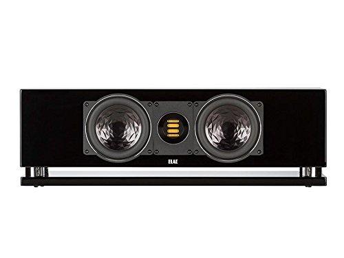 [amazon.de] ELAC CC 400 Center Lautsprecher schwarz