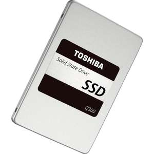 480GB To­shi­ba Q300 Solid State Drive, 15nm, In­ter­ne SSD, 2.5 Zoll [CONRAD]