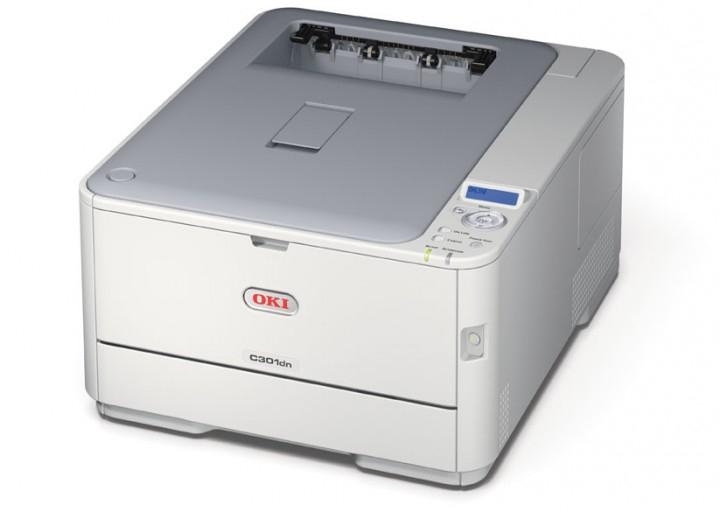 OKI C301dn Farblaserdrucker