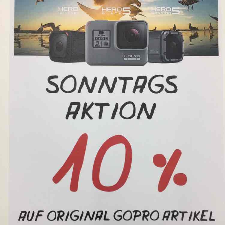 GoPro Hero5 Black Saturn Dortmund City 10% Aktion