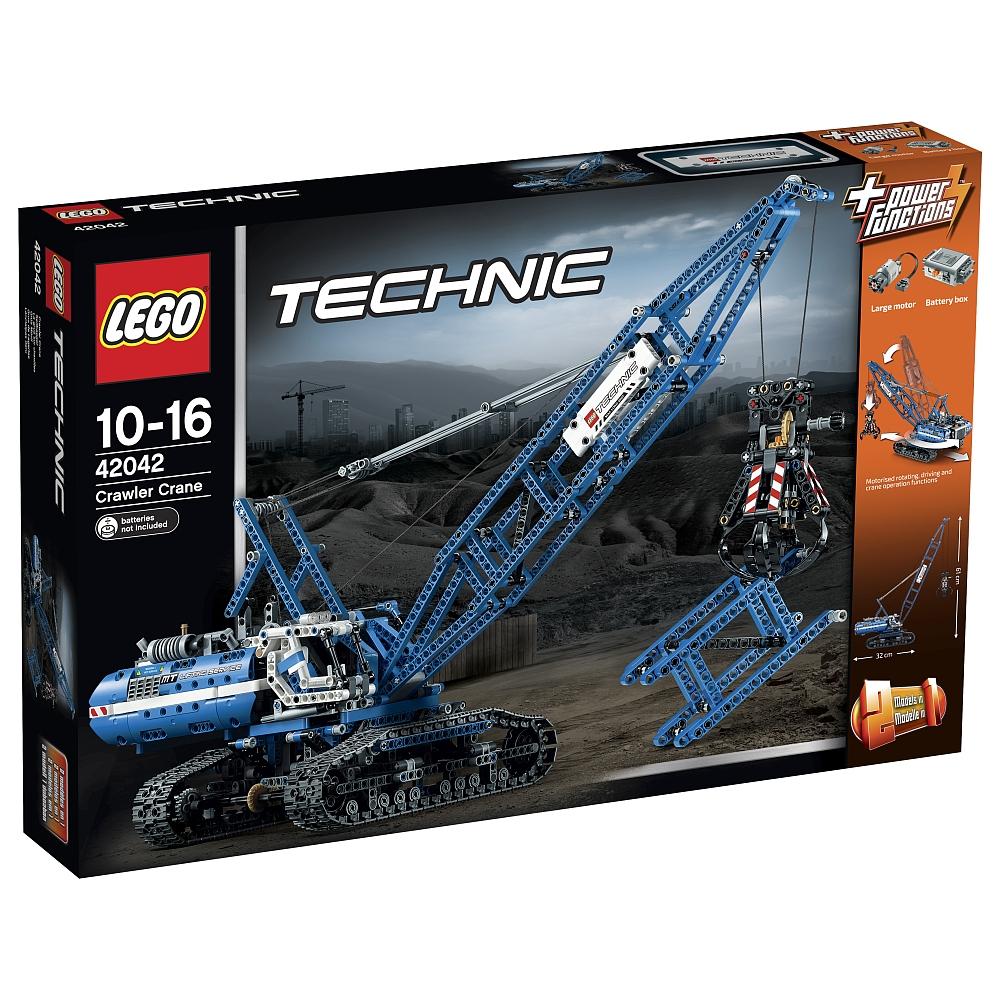 [Toys'R'Us] LEGO Technic 42042 Seilbagger für 79,98€