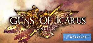 [STEAM] Guns of Icarus Online (5 Sammelkarten) @MMO Games
