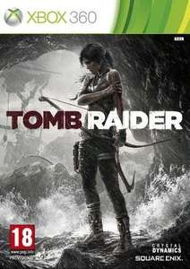 Tomb Raider » Xbox 360 » Digitaler Download » 27,60 € billiger » PVG : 19,95 €
