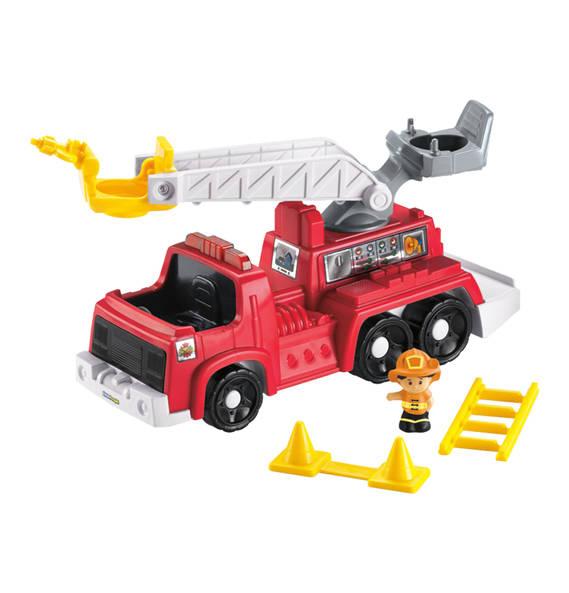 20% Rabatt auf Fisher Price bei [GALERIA Kaufhof] z.B. Little People Feuerwehrauto für 15,19€ bei Abholung statt ca. 27€