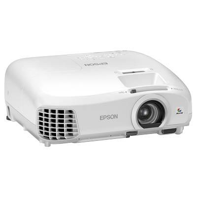 [Office Discount] Epson EH-TW5210 3D Full HD Beamer (Frame Interpolation, 2.200 Lumen Weiß & Farbhelligkeit, 30.000:1 Kontrast, 2x HDMI, Lampenlebensdauer bis zu 7.500 h)