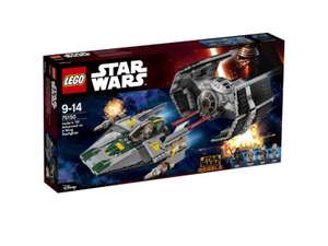 (lokal) Hobauer Forchheim LEGO Star Wars 75150 Vader's TIE Advanced vs. A-Wing Starfighter für 56,66€