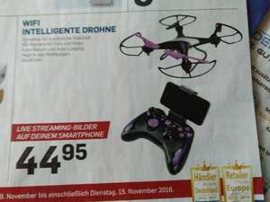 [ACTION] WiFi intelligente Drohne