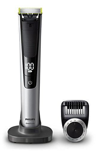 Philips OneBlade Pro QP6520/30: Trimmen, Stylen, Rasieren / Präzisionskamm für 14 Längen [AMAZON BLITZANGEBOT]