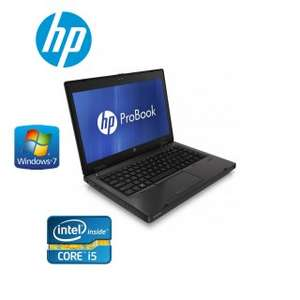 HP ProBook 6470b - i5-3320M - 8GB DDR3 - 128GB SSD - UMTS - Windows 7 - 14""