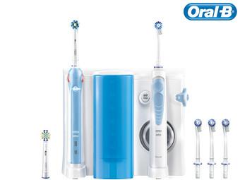 Oral-B PRO 1000 + OxyJet; 75,90 € @ ibood.com