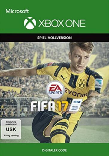 FIFA 17 Xbox One Digital Code
