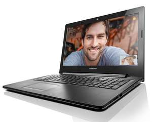 "Lenovo G50-45 80E3024XGE 15.6"" Display, AMD Quad-Core A4-6210, 8GB RAM, 1TB HDD, DVD, Windows 10"