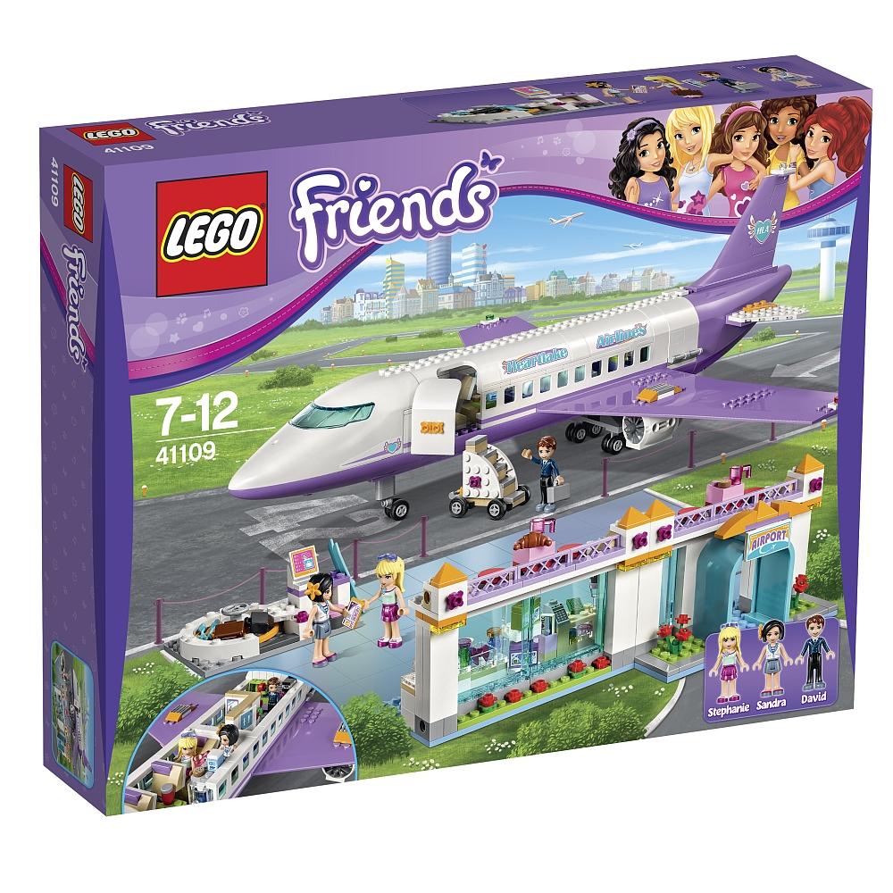 Lego Friends 41109 Heartlake Flughafen für 59,98€ bei [ToysRUs]