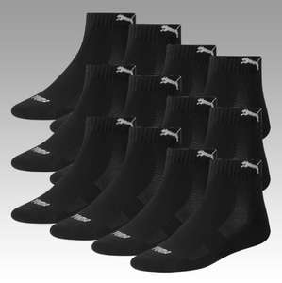 12 Paar Cushioned Quarter/Sneaker Socken in der Winter-Edition für 26,95€ statt 33,95€ bei Allstar