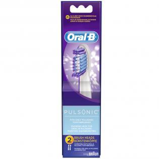 Oral-B Pulsonic Aufsteckbürsten 2er Pack