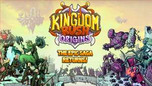[Google Play]  Kingdom Rush Origins - Game der Woche für 10 Cent