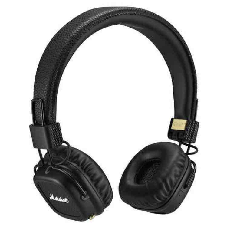 Marshall Major II Bluetooth On-Ear Kopfhörer
