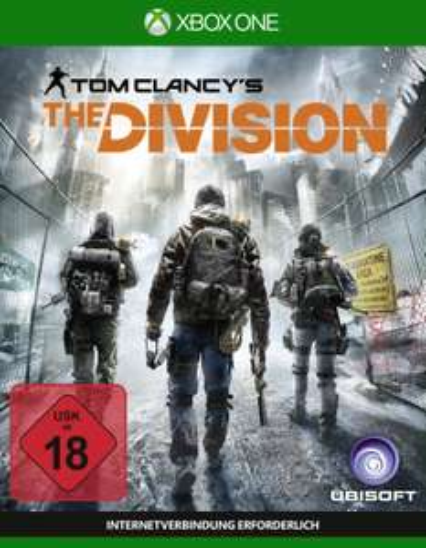 (lokal Saturn Mall of Berlin) The Division Xbox One für 10€ und einige weitere Spiele sehr günstig