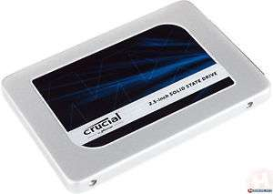 "SSD Crucial MX300 525GB, 2,5"", intern, SATA III"