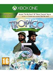 Tropico 5 Penultimate Edition (XBox One)
