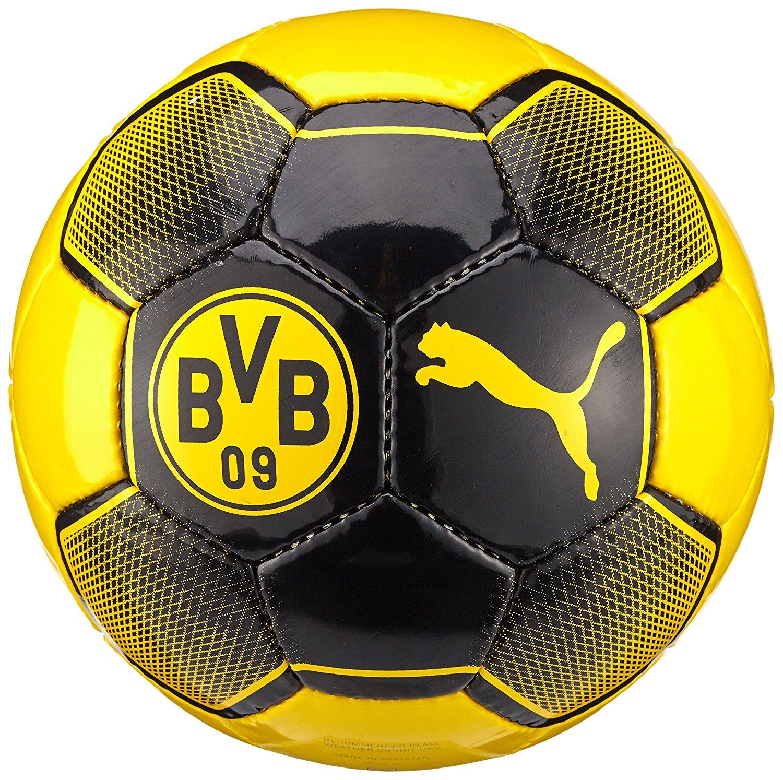 Puma BVB Borussia Dortmund Fanball HS Fußball, Größe: 5 für 6,40€ statt 24,95€ [Amazon Prime]