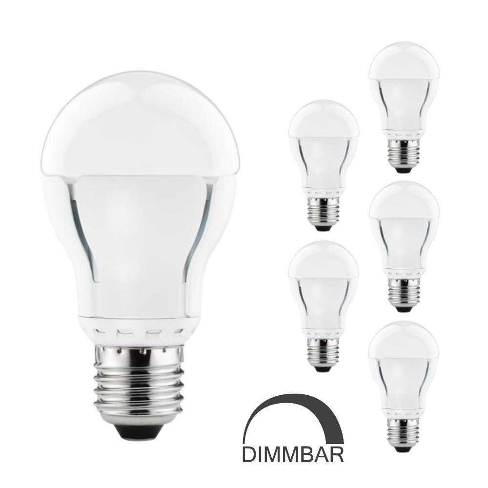 [EBAY] 6er Pack Paulmann AGL 6,5W LED ***dimmbar*** E27 Premium 2700K warmweiß Leuchtmittel 2,66€ pro Stk.